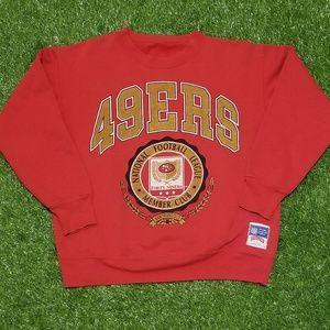 Vintage San Francisco 49ers Sweatshirt